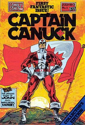 canadian jokes/ random other stuff Captaincanuck