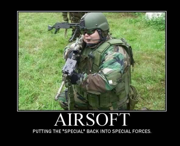 canadian jokes/ random other stuff Airsoft