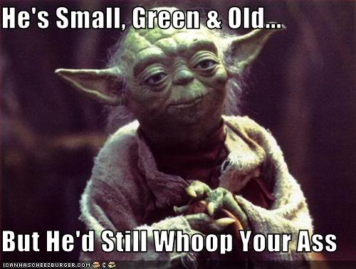 canadian jokes/ random other stuff Yoda