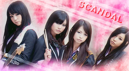 SCANDAL WORLD TOUR 2015「HELLO WORLD」 W