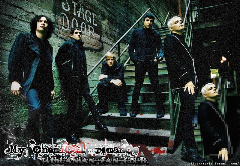 My Chemical Romance FC  Lietuvoje.