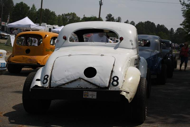 Racers' Reunion Weekend at the old Columbia Speedway 1ColaSpeed11
