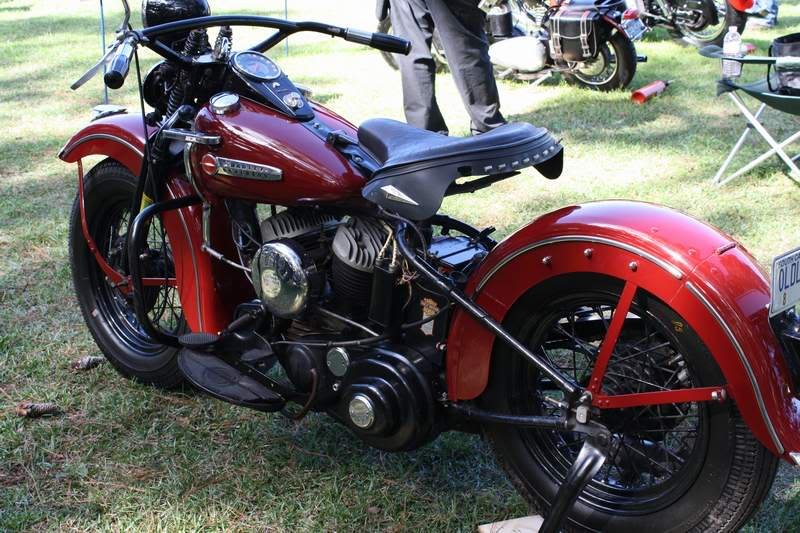 Bike Pics from the HHI Car Show HHI07