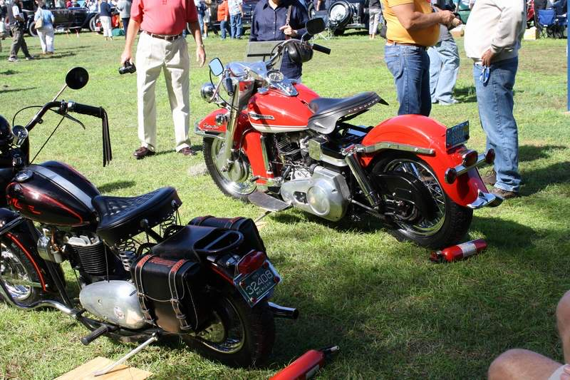 Bike Pics from the HHI Car Show HHI08
