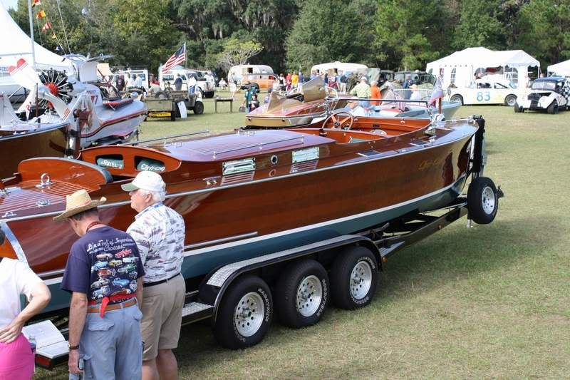 Some Boat Pics from the Car Show I Went To HHI11