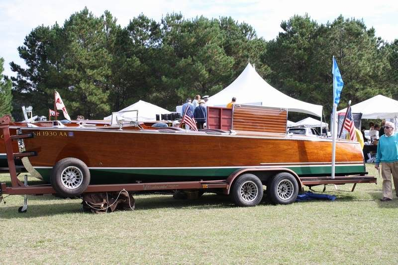 Some Boat Pics from the Car Show I Went To HHI14