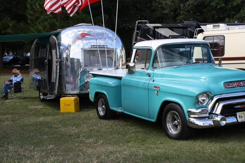 Camper Pics from the HHI Car Show HHI24