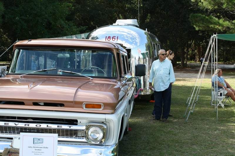 Camper Pics from the HHI Car Show HHI25