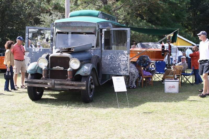 Camper Pics from the HHI Car Show HHI34