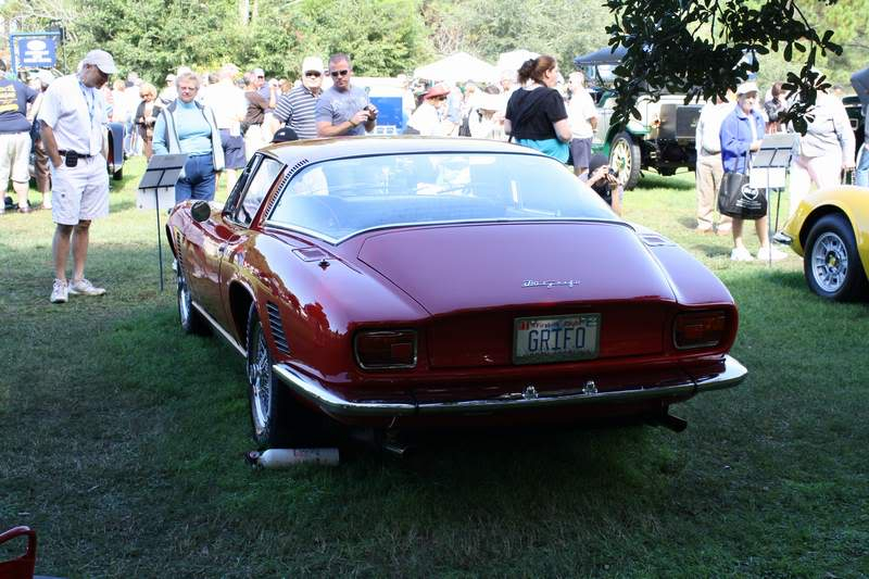 1969 Iso Grifo from the Car Show HHI107