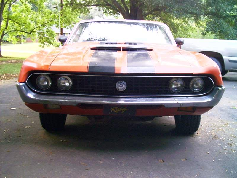 Torinocator's Back From the Dead (well almost...) 70 Torino GT Grille_after_2