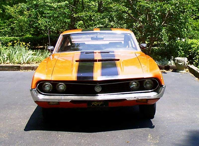 Torinocator's Back From the Dead (well almost...) 70 Torino GT Grille_before_2