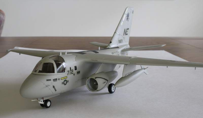 Some airplane models I have built over the years Viking1