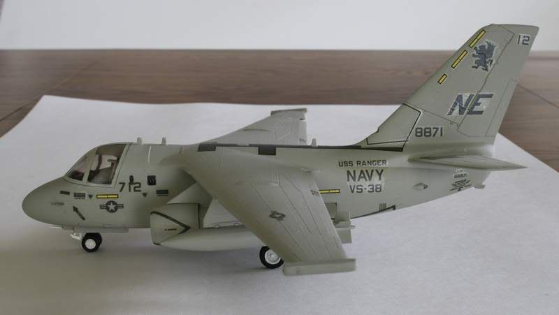 Some airplane models I have built over the years Viking2