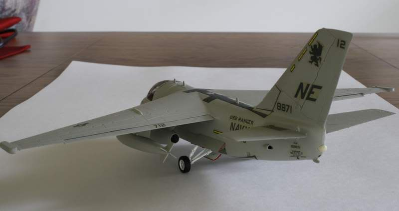 Some airplane models I have built over the years Viking3
