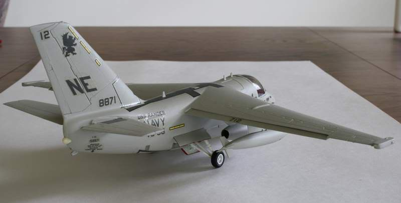 Some airplane models I have built over the years Viking5