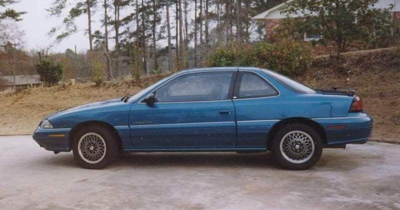 '94 Grand Am I owned in the mid 90's Grand_Am