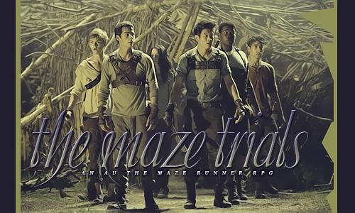 The Maze Trials Maze2