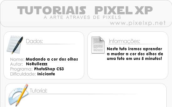 Tuto Photoshop - Mudando Cor Dos Olhos Tuto1-part1