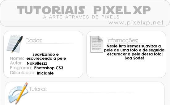 Tuto Photoshop - Suavizando E Escurecendo A Cor Fa Pele Tuto2-part1
