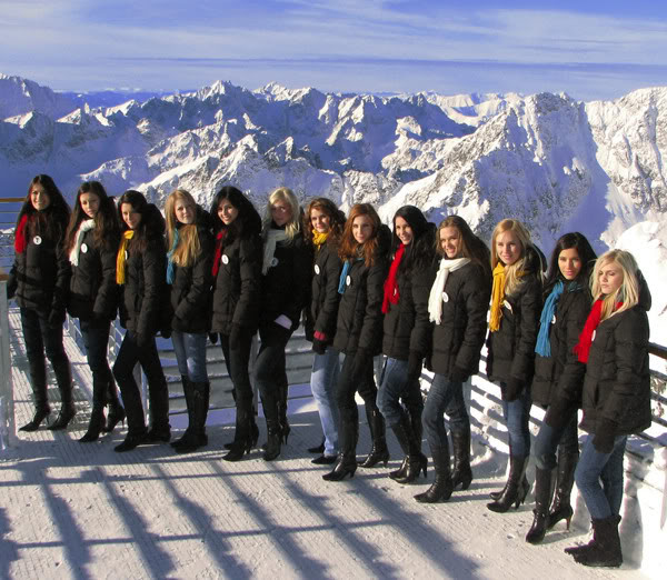 Road to MISS WORLD SLOVAKIA 2009™ Contestants REVEALED on p3 - Page 2 2030088