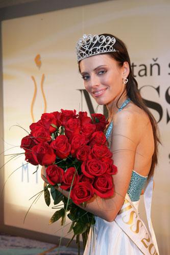 Magdalena Sebestova - Miss Slovakia World 2006 M000462