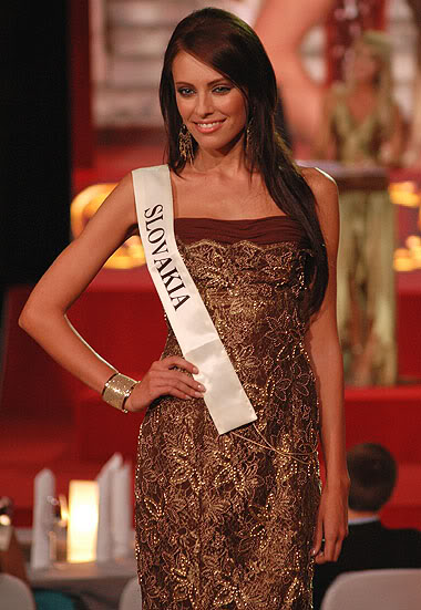 Magdalena Sebestova - Miss Slovakia World 2006 Slowacja01