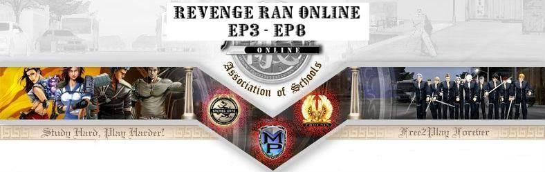 Revenge Ran EP3-EP8
