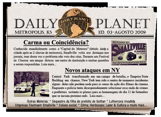 Edição de Agosto 2009 Planet3