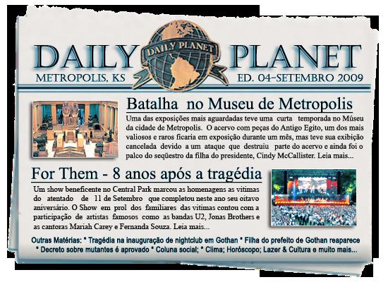 Edição de Setembro 2009 Planet4