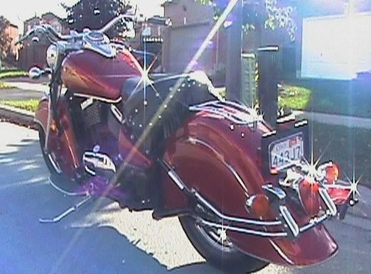 Kawasaki Drifter 800cc