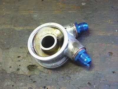 Hladnjak ulja, pregrade u karteru i druga resenja za bolje podmazivanje motora Adapt