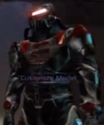 We Meet Again, Mr. Ford. CyborgCharacterModel