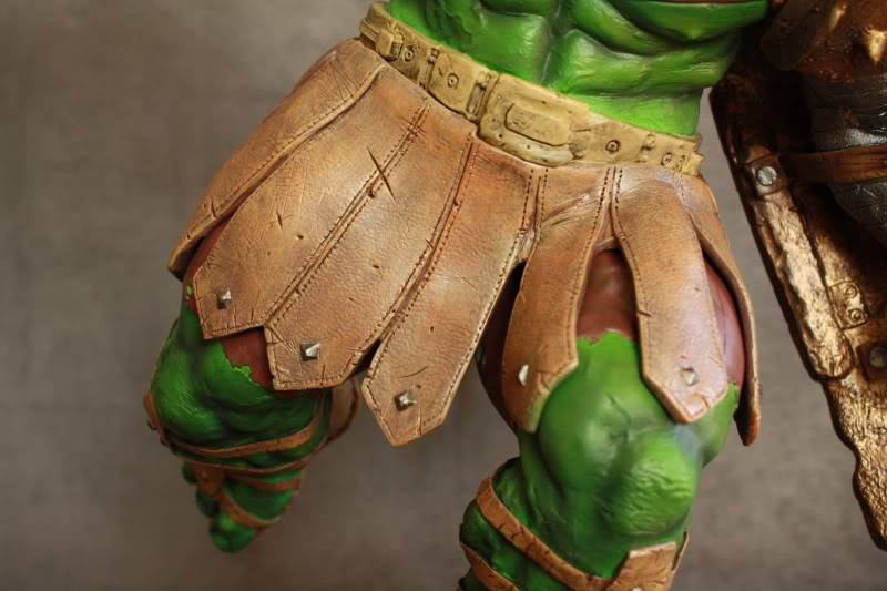 Marvel Planet Hulk Green Scar VS Silver Savage IMG_4652