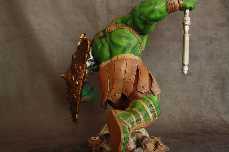Marvel Planet Hulk Green Scar VS Silver Savage IMG_4657