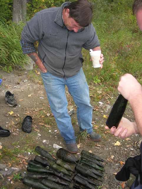 Chasse aux bouteilles sur la Rivière des Mille-Îles - 23 Septembre 2010 BDF23septembre2010ZK