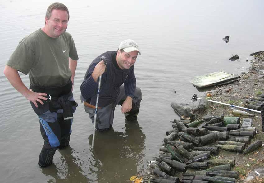 Chasse aux bouteilles sur la Rivière des Mille-Îles - 23 Septembre 2010 BDF23septembre2010ZP