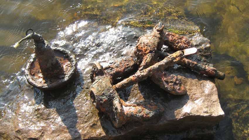 Plongée sur la Rivière des Outaouais - 16 Juillet 2010 F16JUIL2010