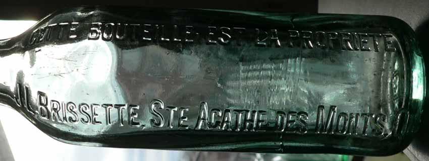 J. L. BRISSETTE / Sainte-Agathe des Monts, Québec ABM Brissette1