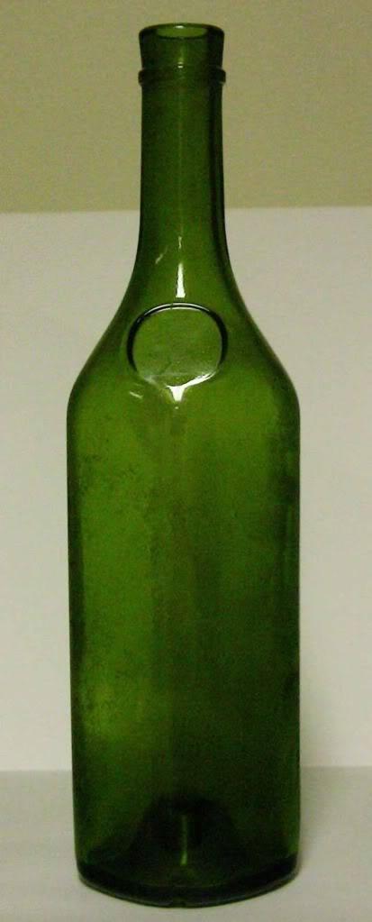 Bouteille de vin Green_10