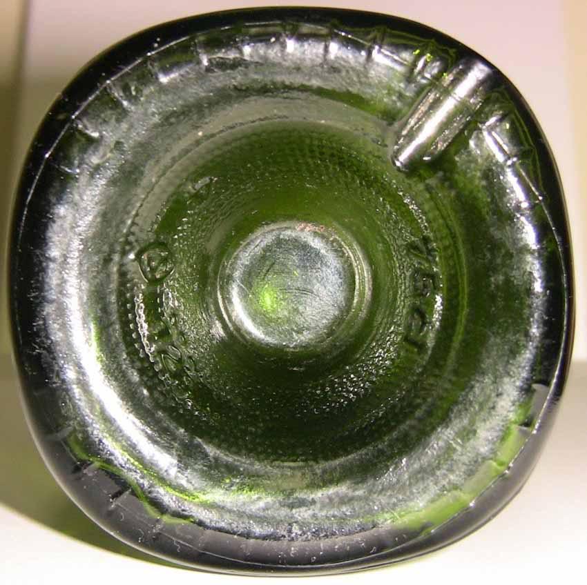 Bouteille de vin Green_13