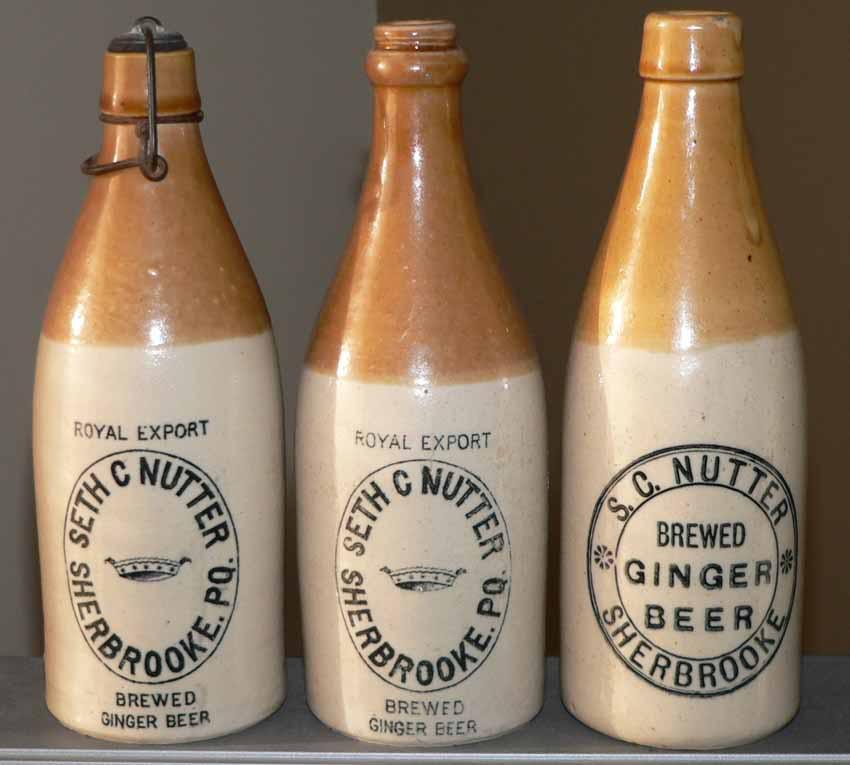 SETH C NUTTER SHERBROOKE  Nutter