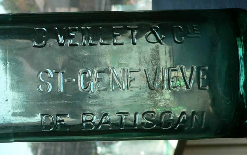 D. VEILLET & Cie / Ste-Geneviève de Batiscan  ABM Veillet1
