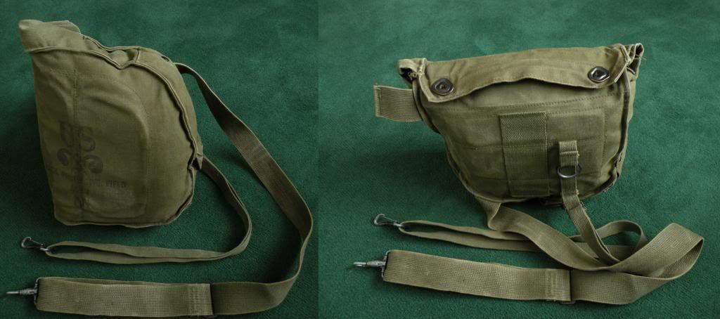 US Army gasmask pouch M17 Vietnam era (original) USgasmaskpouch_zpsd6a917d4