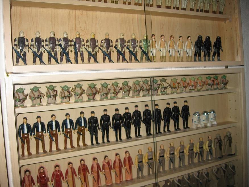 mike-skywalkers NEW SW-Room Yodas