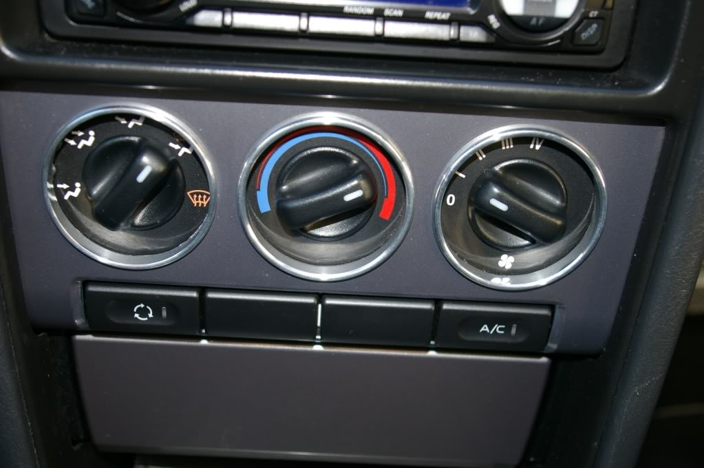 Piccies of the Chrome Dial Rings and Induction Kit on the ZS IMGP0845small