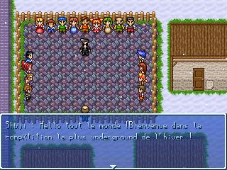"""Les jeux """"Noël"""" du forum Nowelbbbr2"""