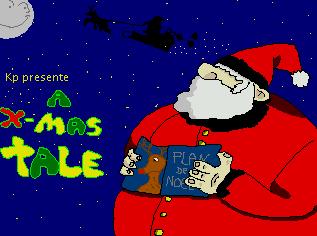 """Les jeux """"Noël"""" du forum Xmastale1"""