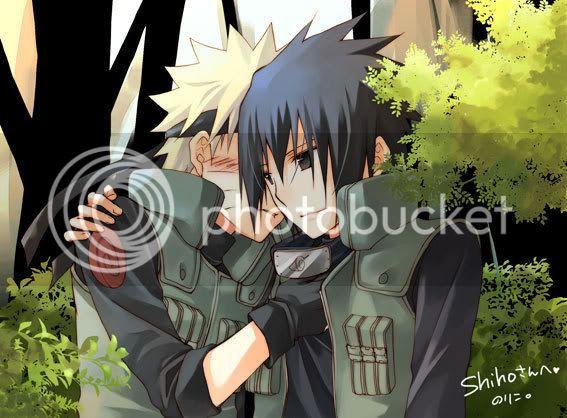Sasuke x Naruto(SasuNaru) NarusasuSasuNaruJounnins5