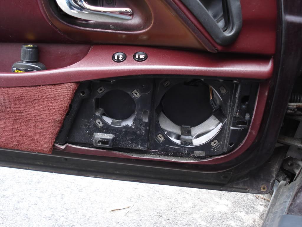 Write-Up: 6.5'' MB Quart in doors DSC09180